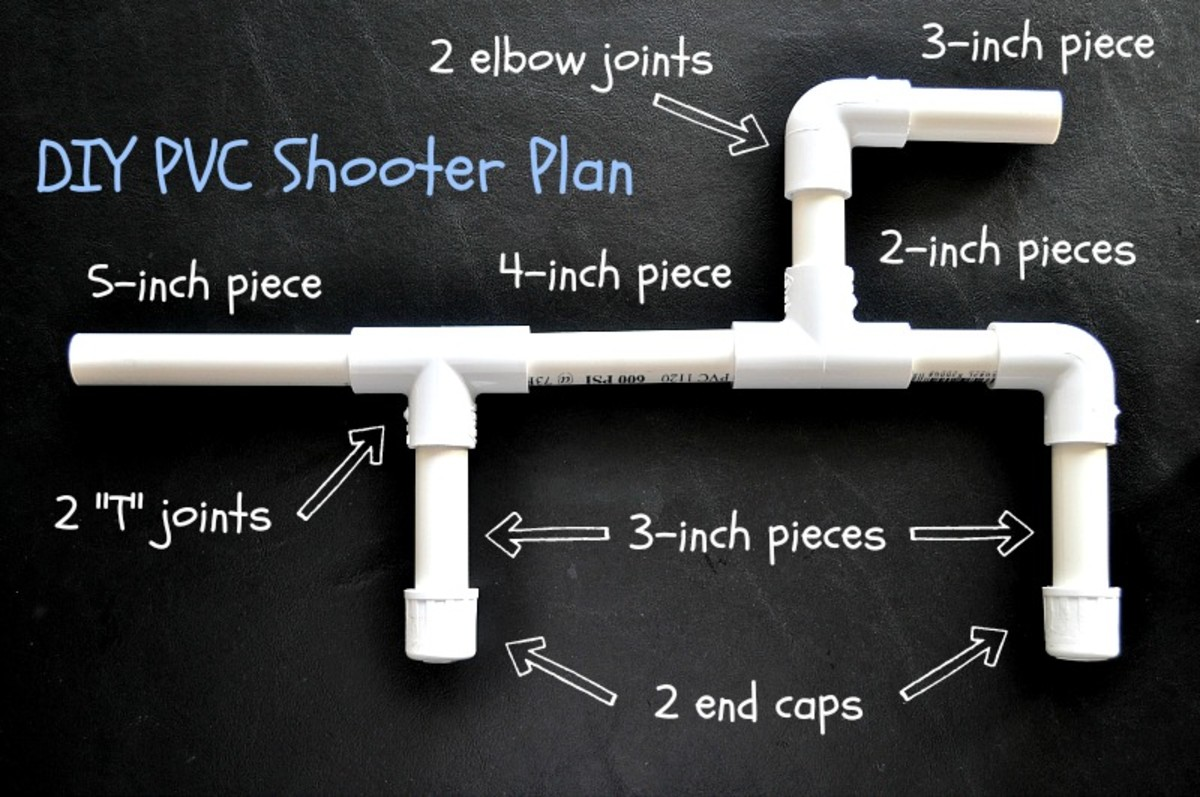DIY PVC Shooter Plan - TodaysMama.com