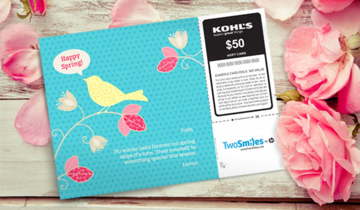 TwoSmiles Card