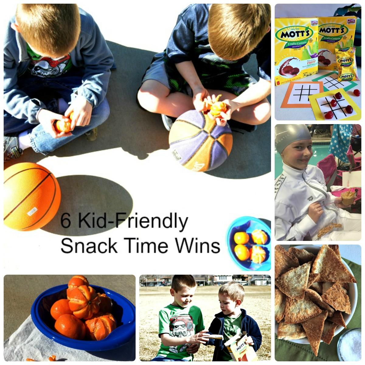 I love healthy snack ideas!