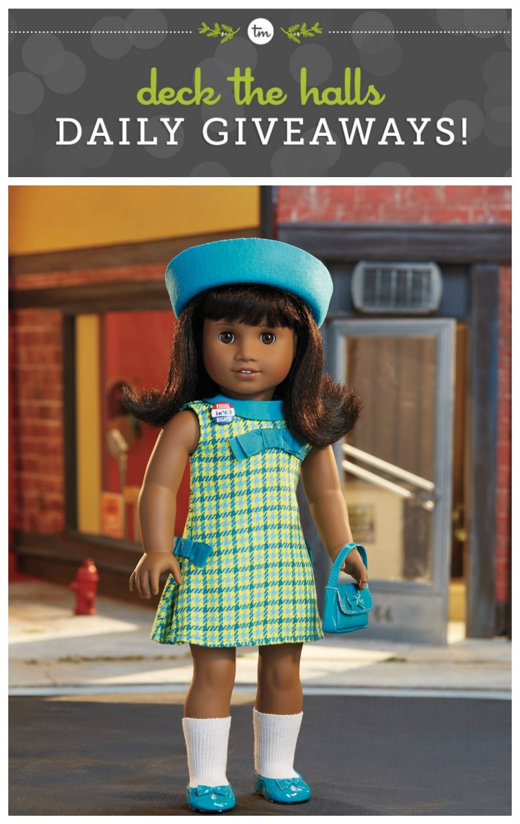 Deck The Halls: American Girl Doll Giveaway