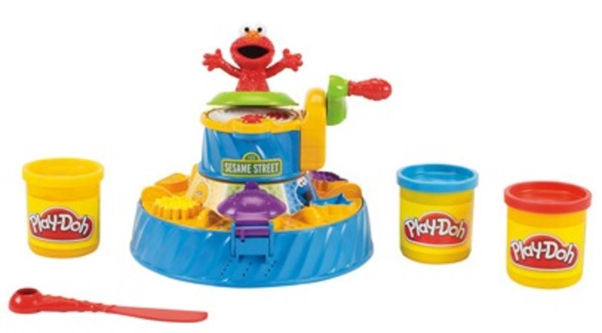 Play Doh Mixer