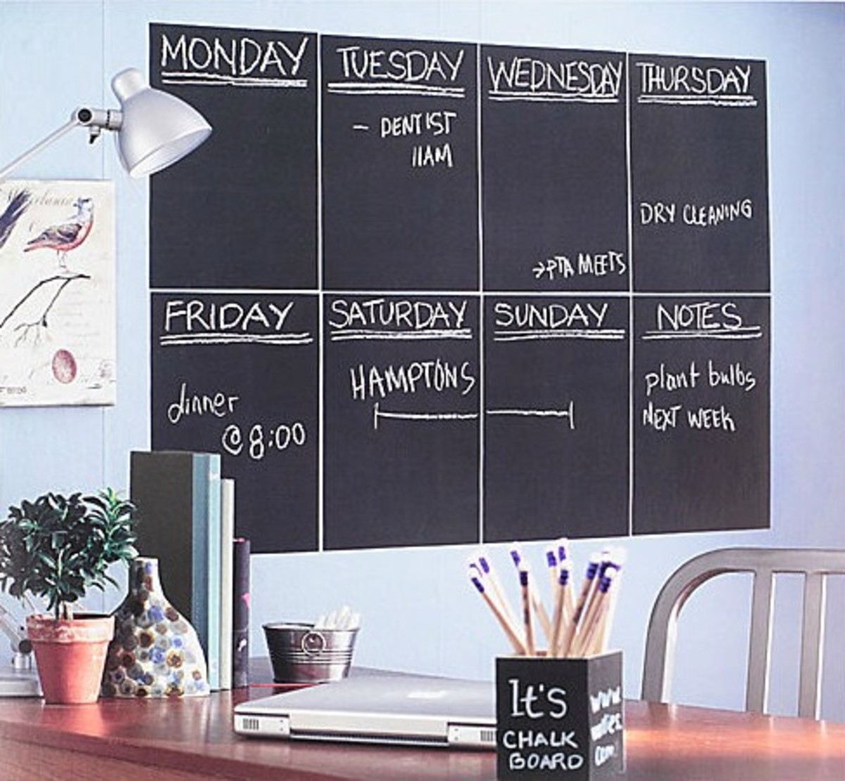 2013 Holiday Gift Guide - Hard to Shop for People - Removeable Chalkboard Labels - TodaysMama.com