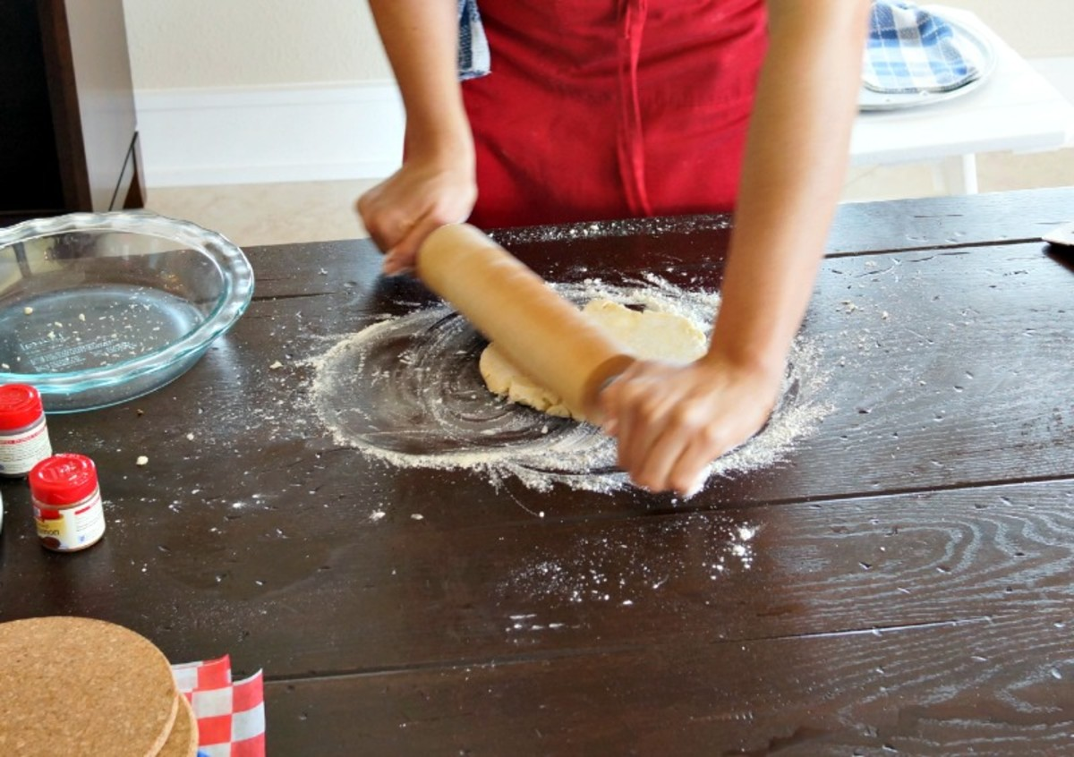 Rolling the Dough by Joy the Baker