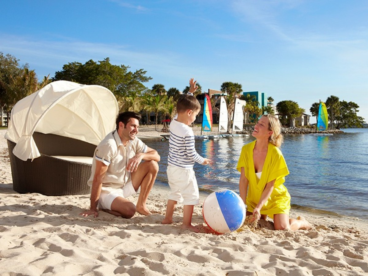 Club Med, Sand Piper Bay