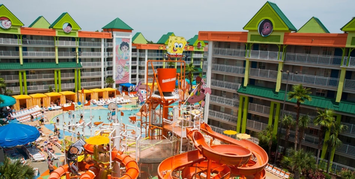 Nickelodeon Resort