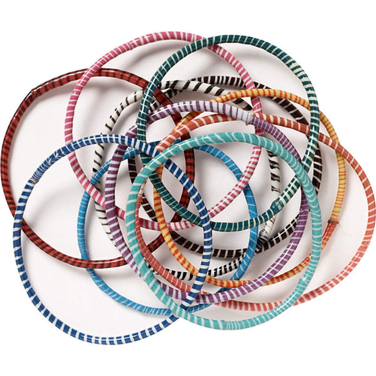 2013 Holiday Gift Guide - Hard to Shop for People - Flip Flop Bracelets - TodaysMama.com