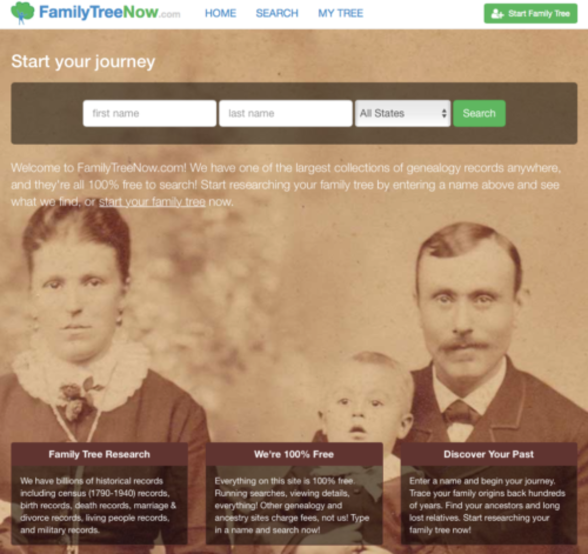 Opt Out of Family Tree Now to Protect Your Privacy