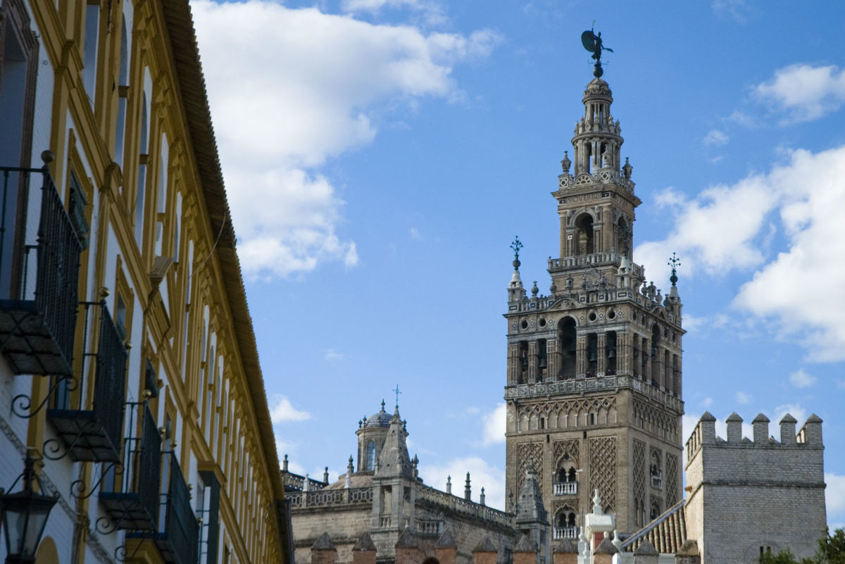 La Giralda (Flickr: Leticia Ayuso)