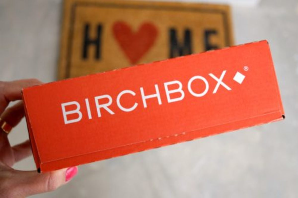 Treat Yourself to a Year of Birchbox1