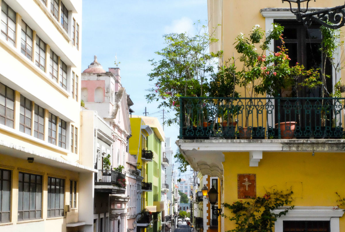 Puerto Rico is the perfect Caribbean escape without the hassles of international travel. (Photo: Michelle Rae Uy )
