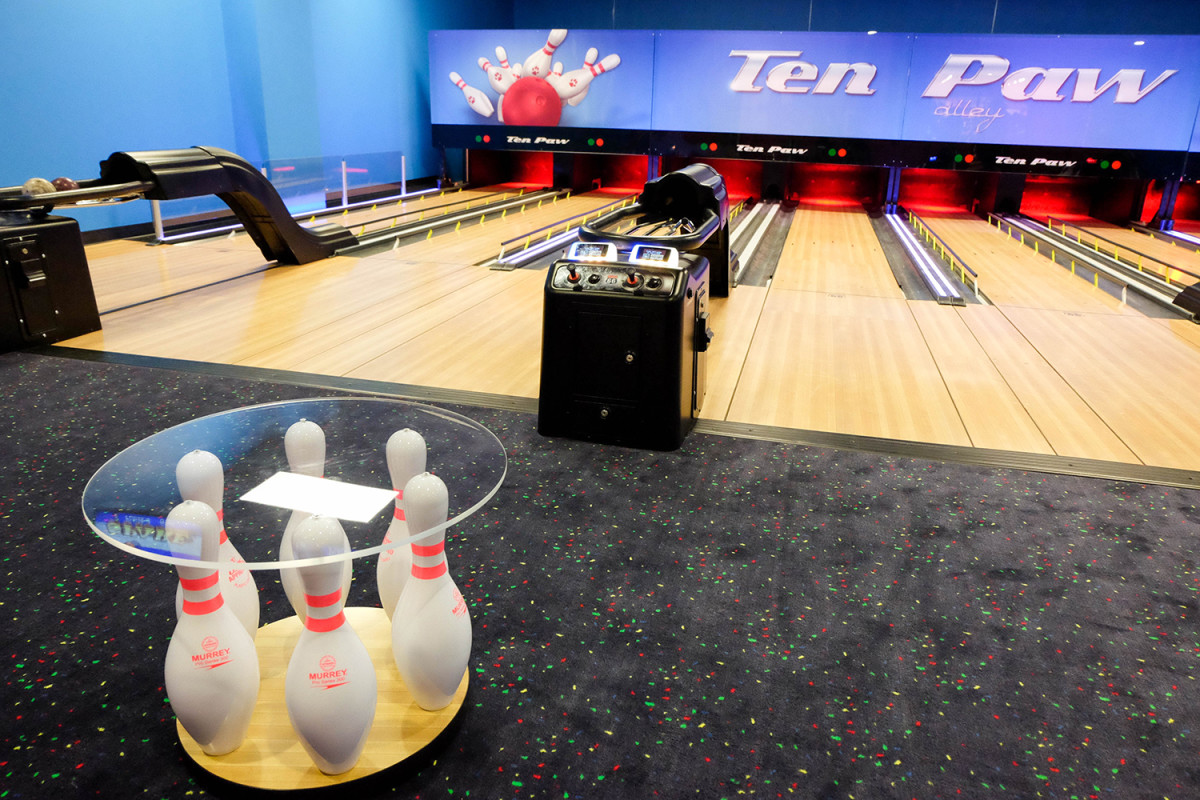 Pint-sized bowling is great for kids, but it's also fun for adults. (Photo: Michelle Rae Uy)