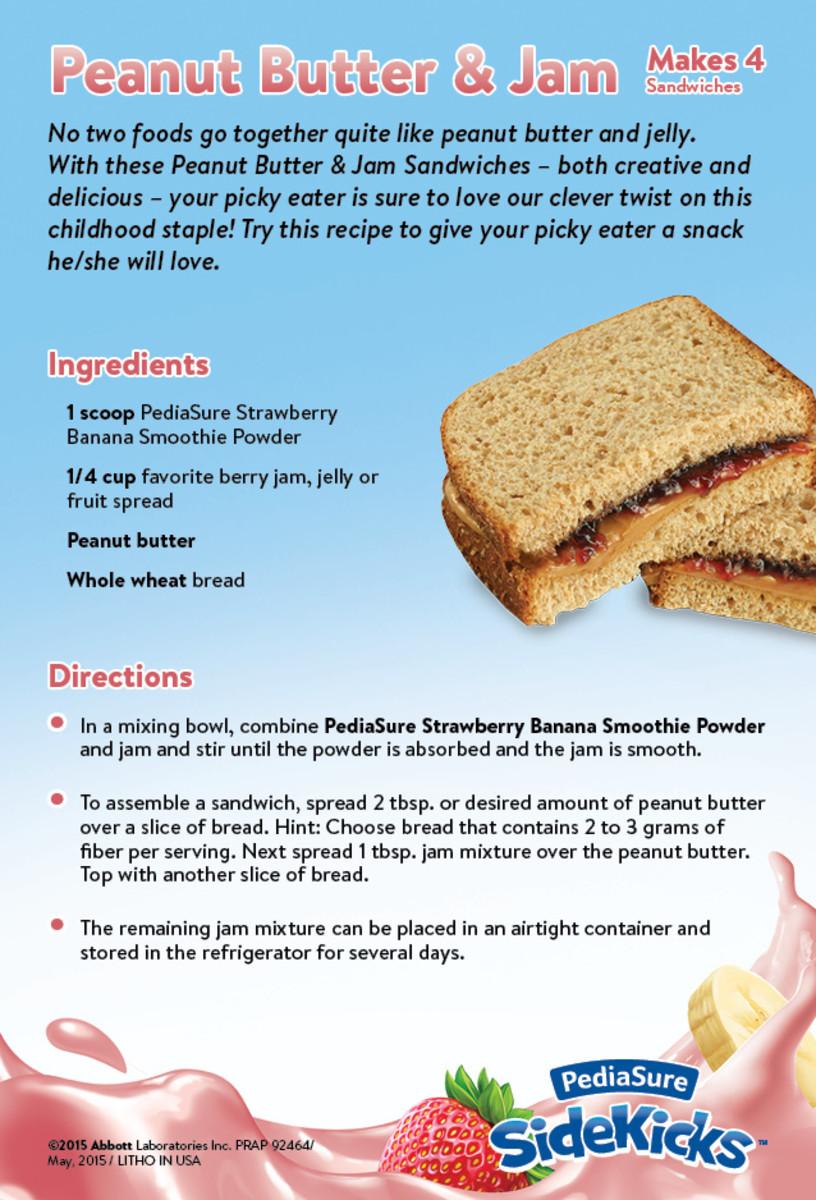 PBJ Recipe