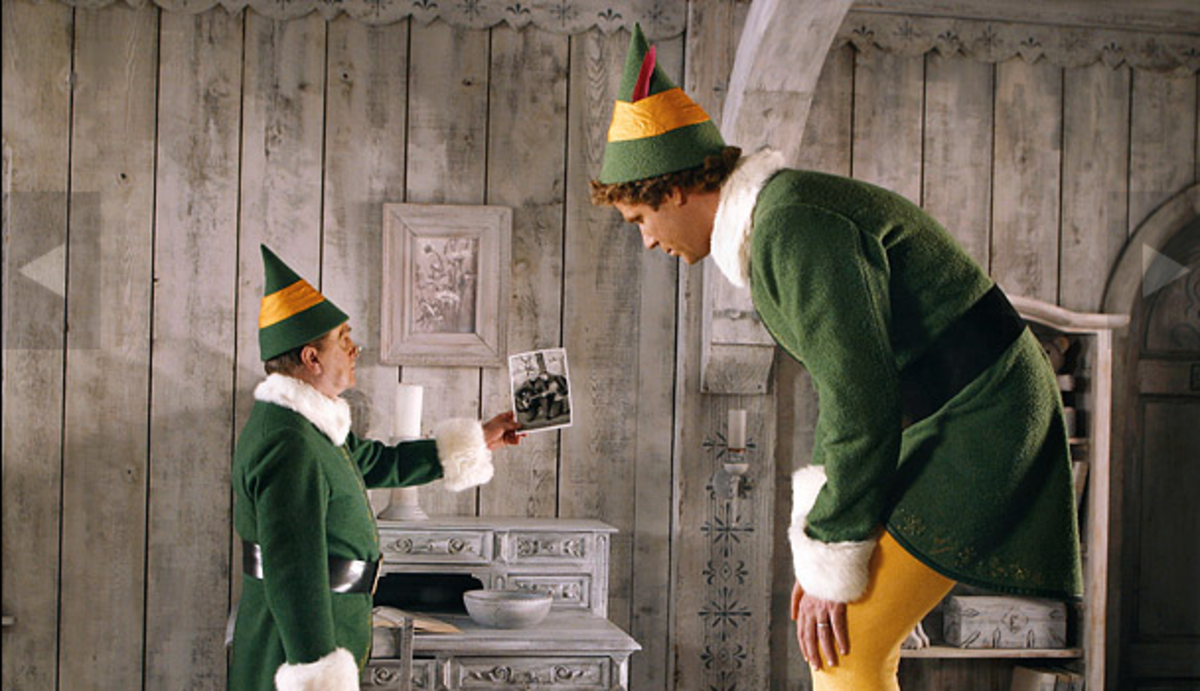 Elf the Movie with Will Ferrell