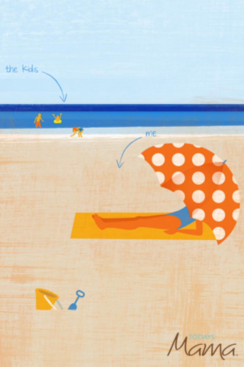 wallpaper for summer beach_phone