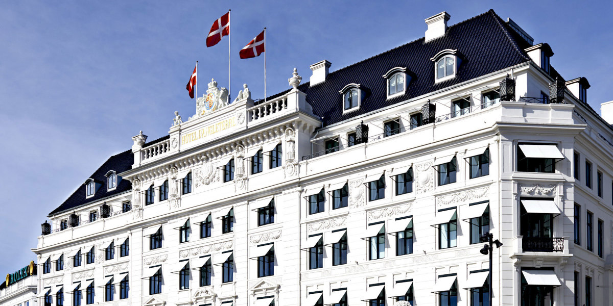 Hotel D'Angleterre is a family-friendly hotel option. (Courtesy Hotel D'Angleterre)