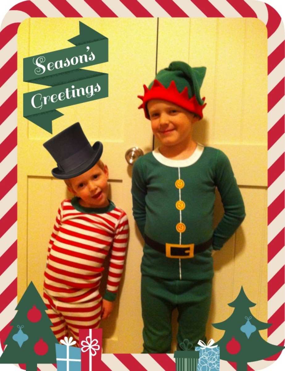 Elves at my House