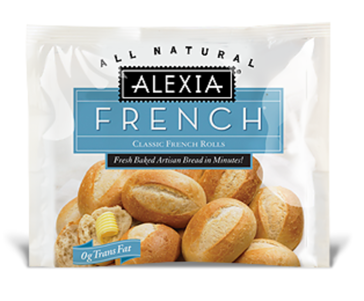 Alexia French Rolls - Easy Side Dishes