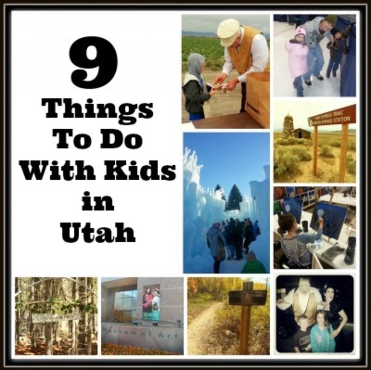 Things To Do Utah