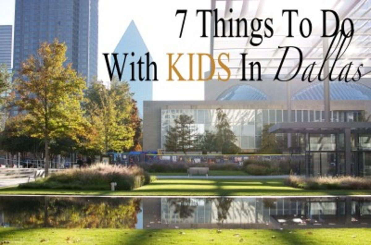 Things To Do Dallas