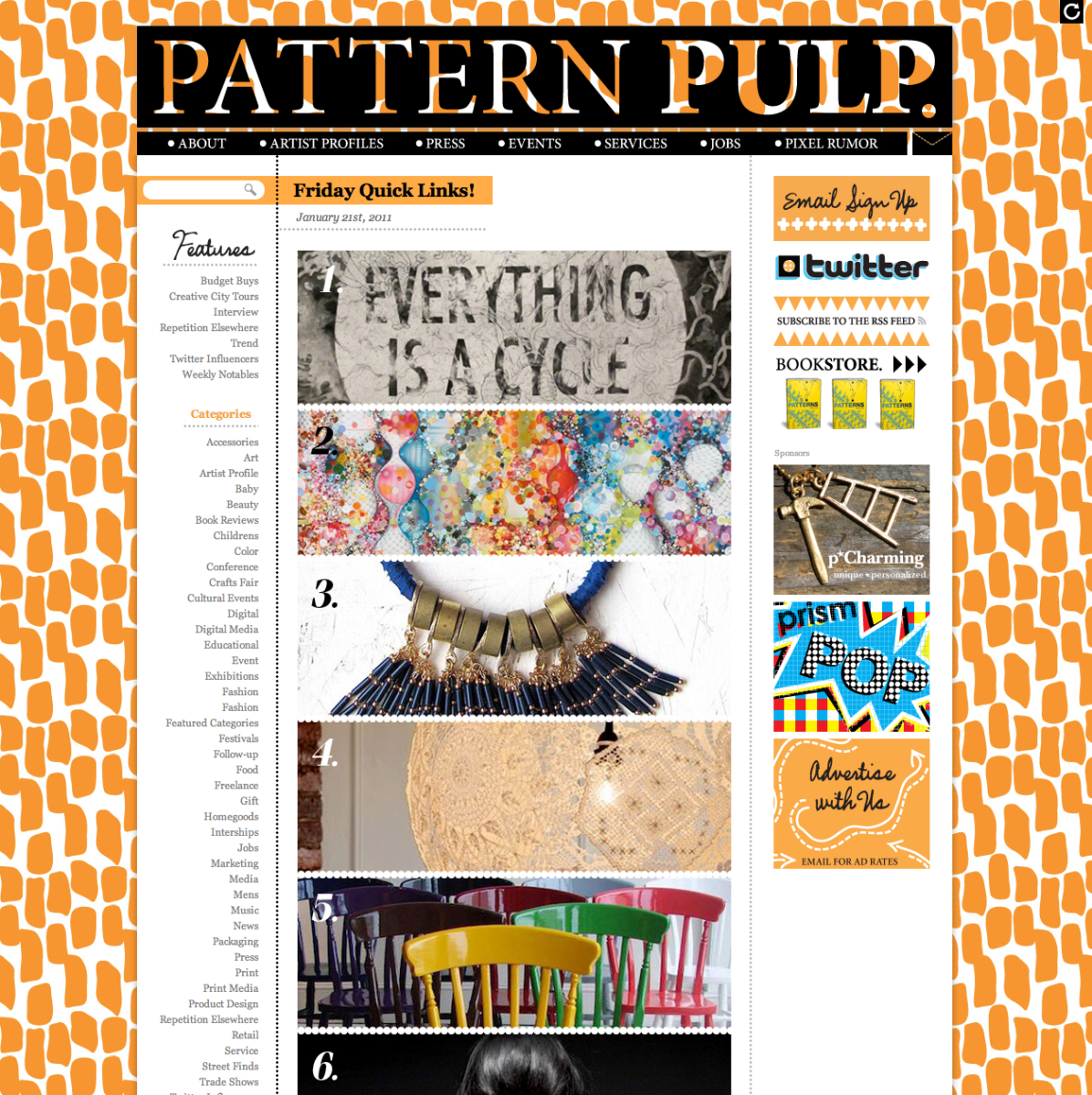 Pattern Pulp