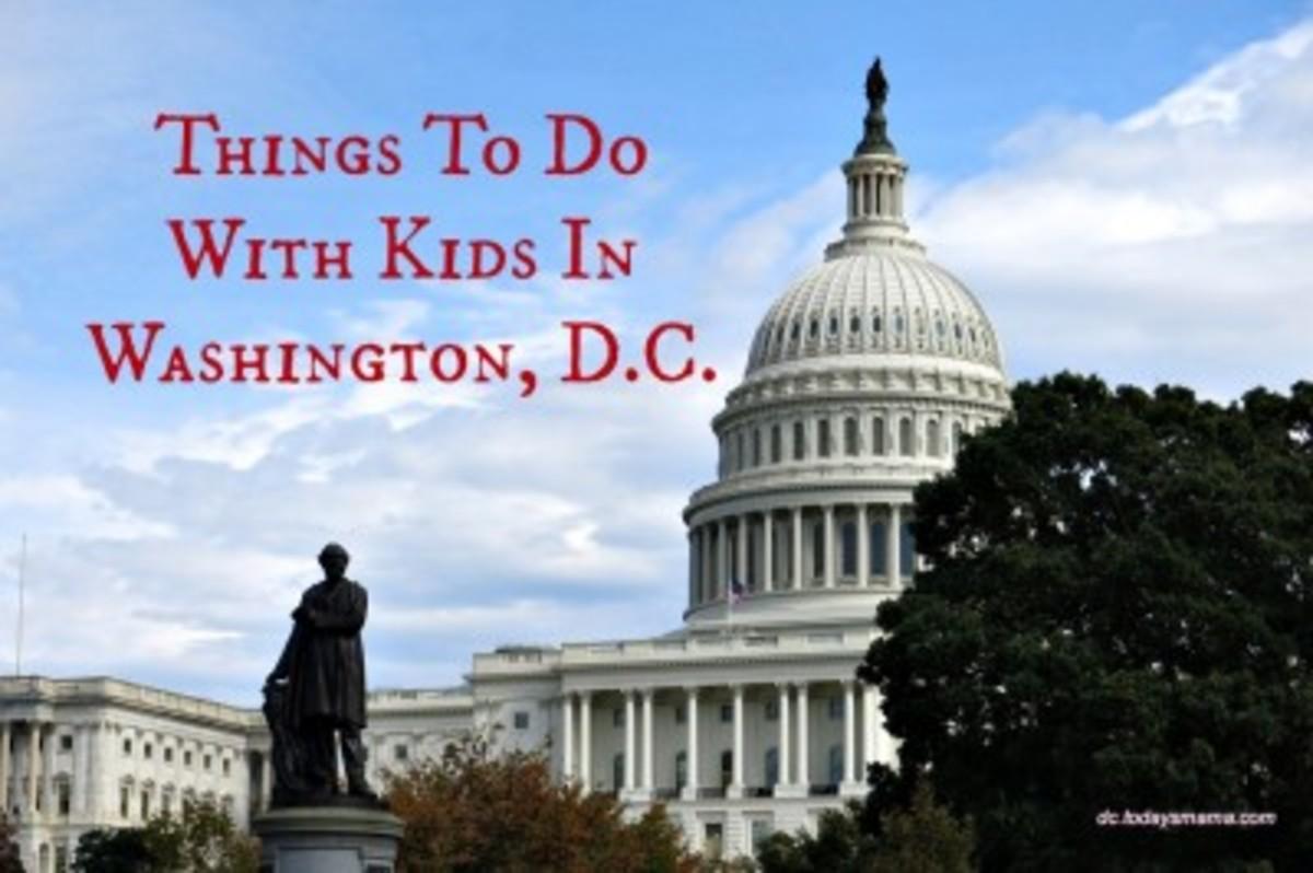 Things To Do Washington DC