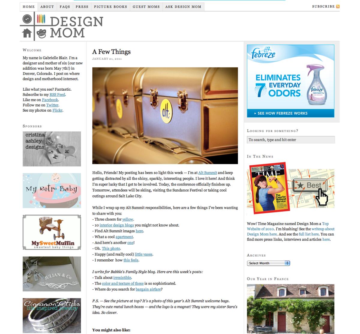 DesignMom.com