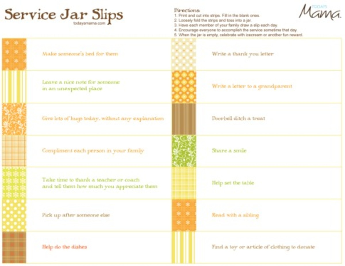 printable service jar slips thumbnail