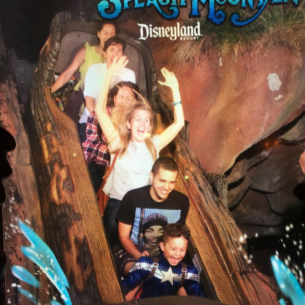 Ride Splash Mountain as much as you want!