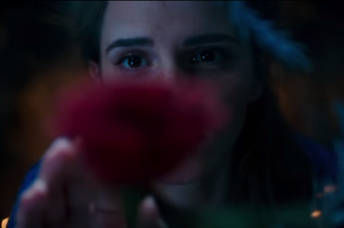 Be our guest! Beauty and the Beast teaser trailer!