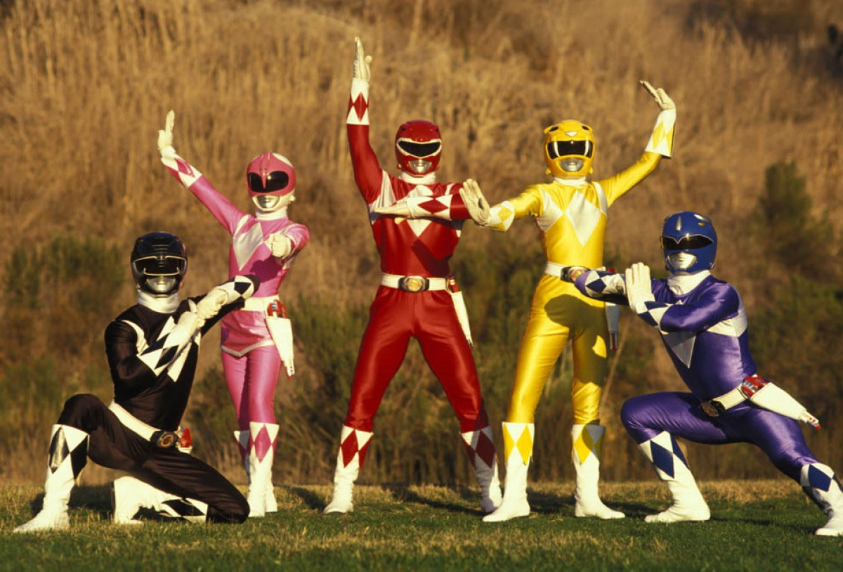 old_power_rangers