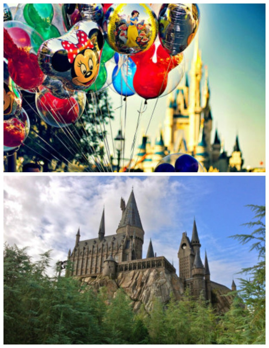 Disney World and The Wizarding World of Harry Potter in One Trip!