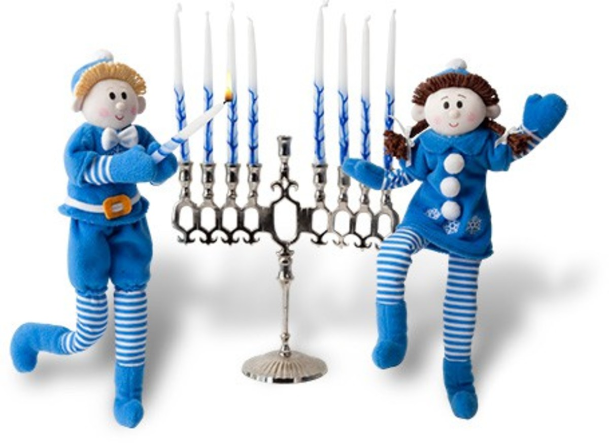 hanukkah elves