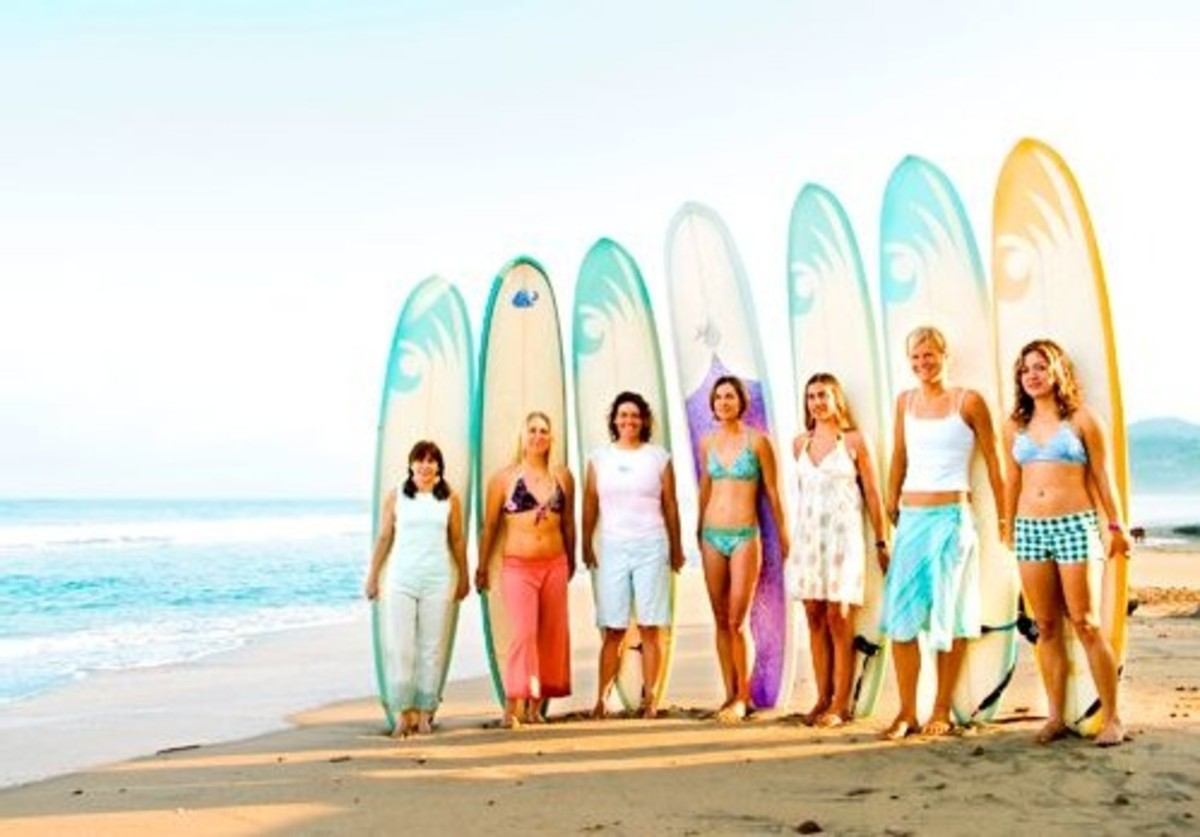 Las Olas Surf Girls