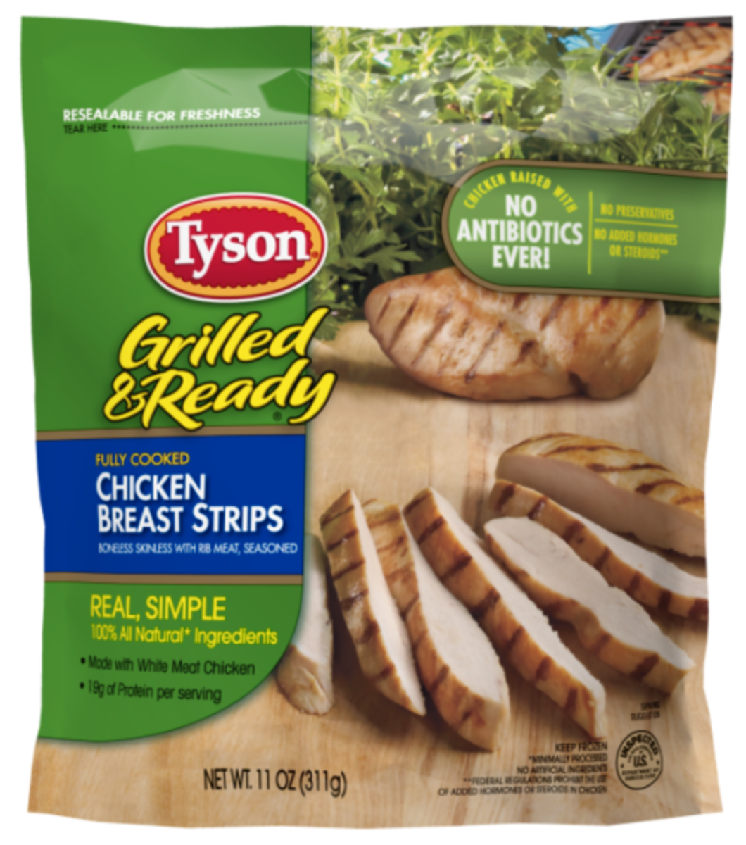 Tyson Grilled and Ready Chicken