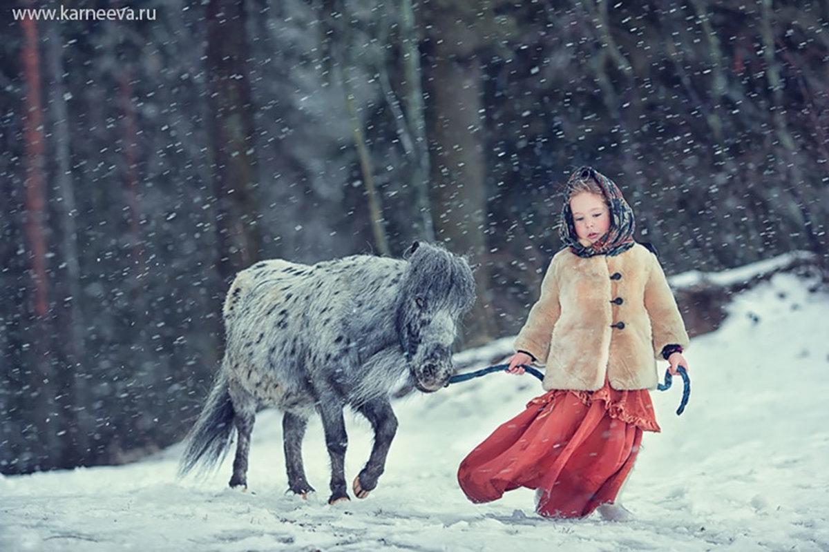 Russian Photographer Photographs Takes Stunning Photographs
