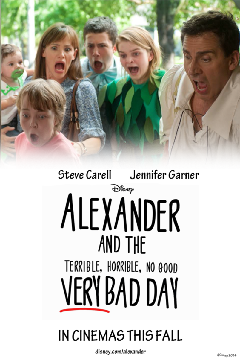 Alexander and the Terrible, Horrible, No Good, Very Bad Day Movie Trailer