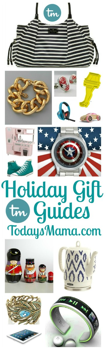 TodaysMama Gift Guide 2012