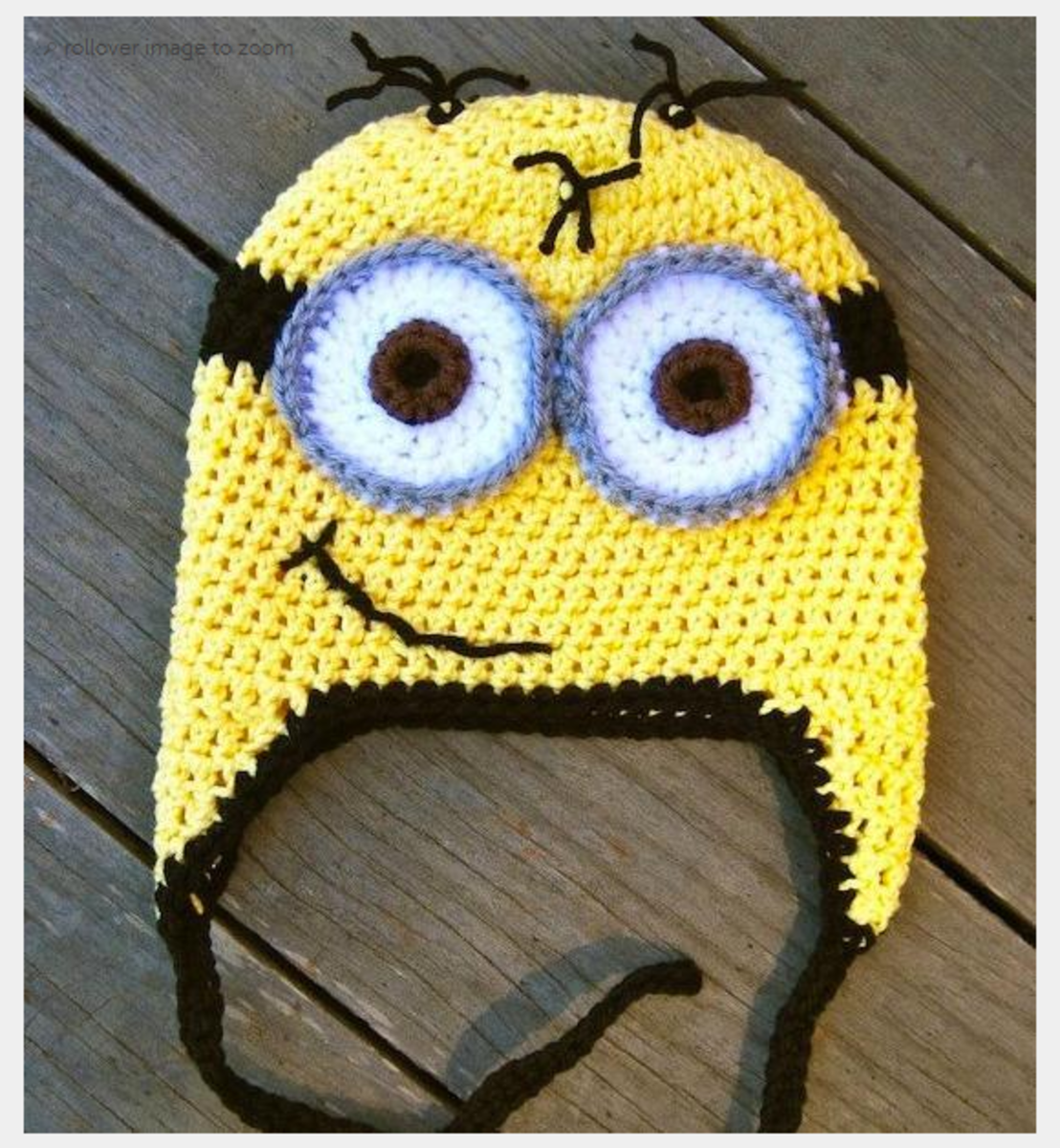 Minion_Crochet_Hat_Easy_Pattern_by_Lizzziee_on_Craftsy