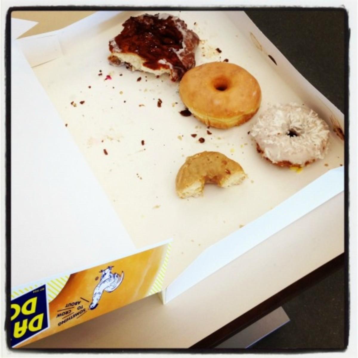 Random donuts.