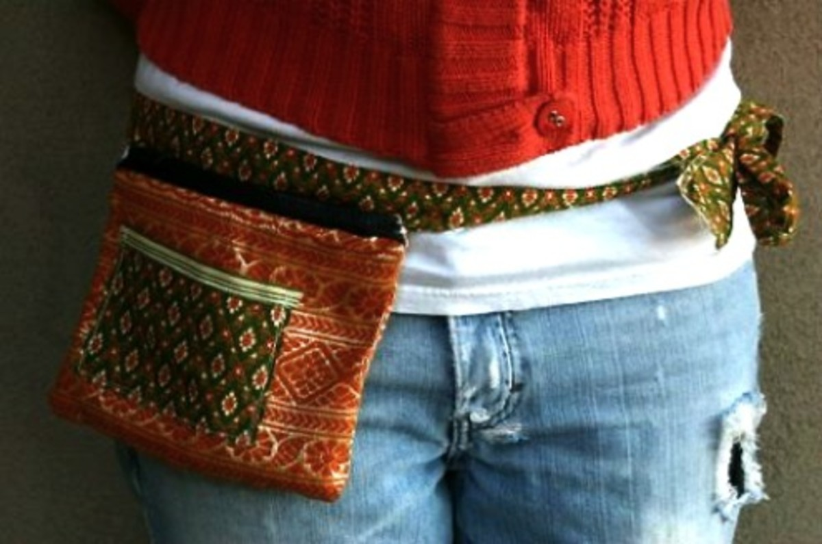 handmade holiday gifts_hip pouch