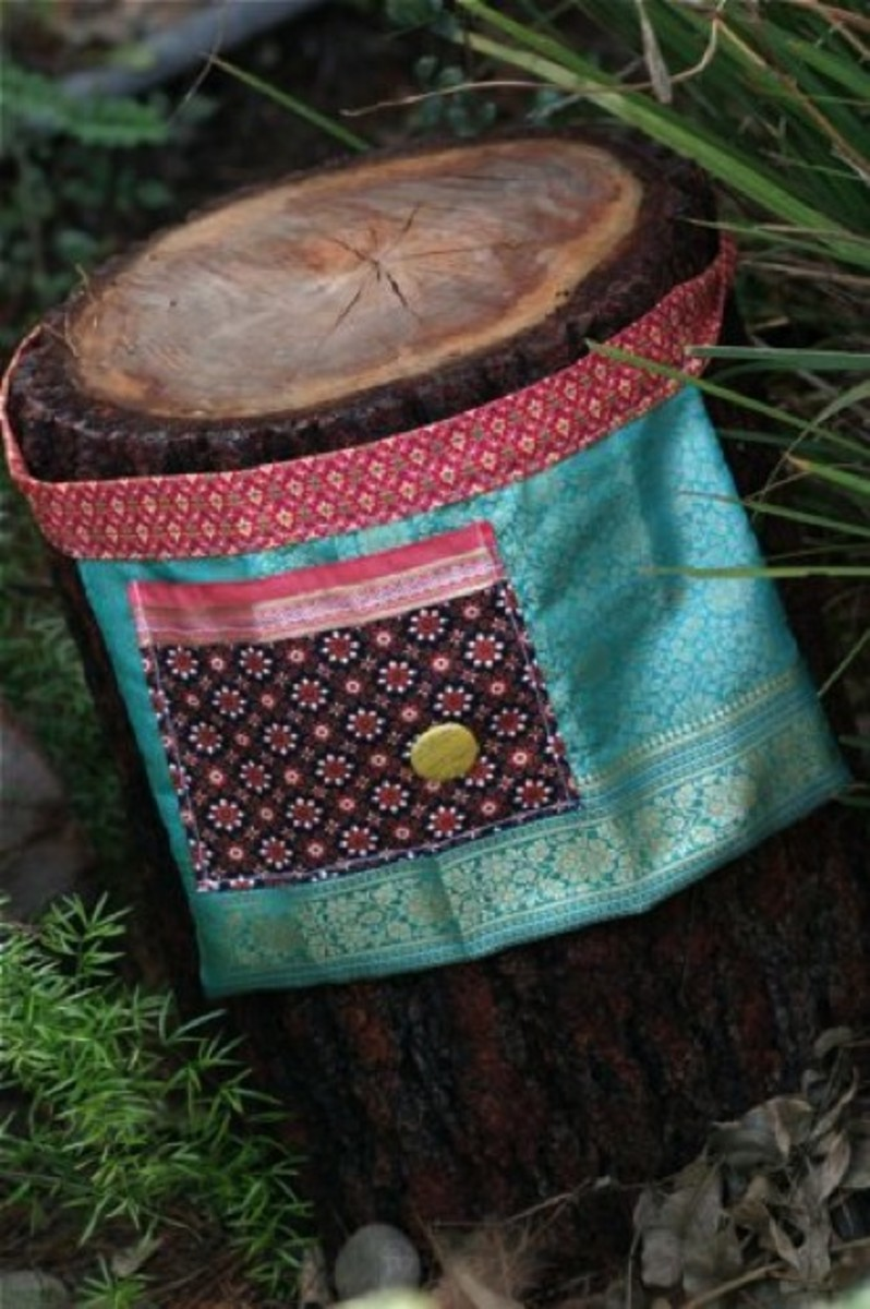handmade holiday gifts_half apron