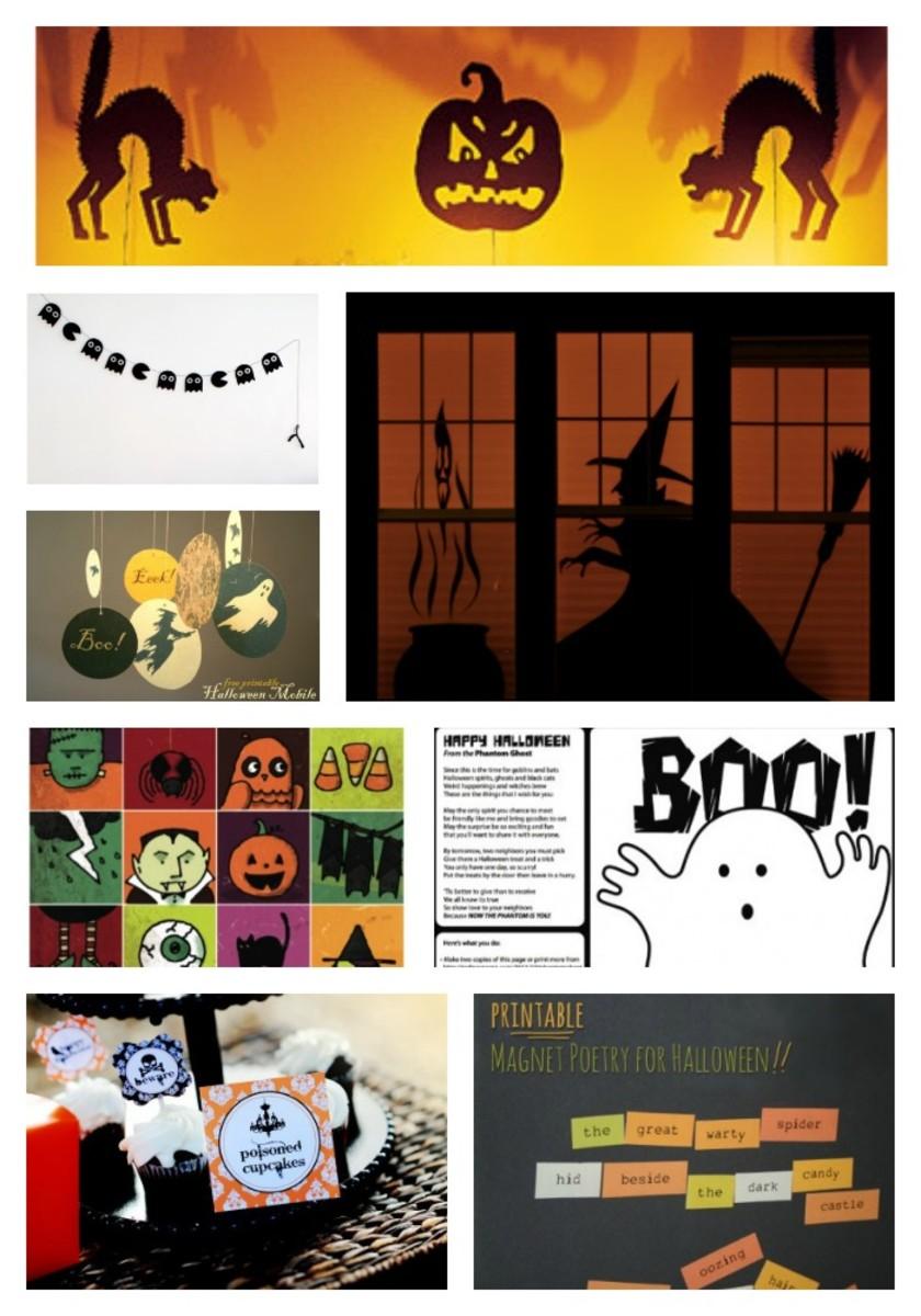 The Best Halloween Printables