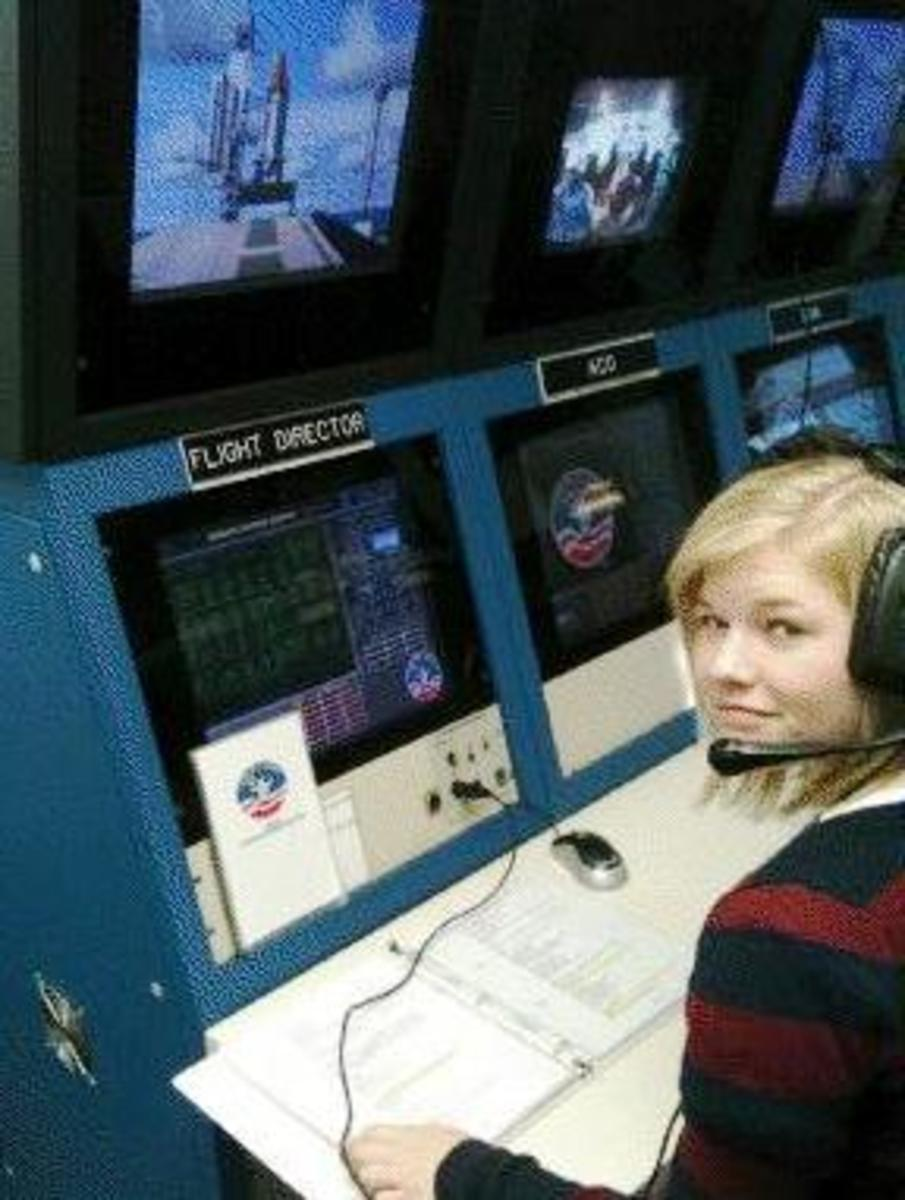 space camp mission control II