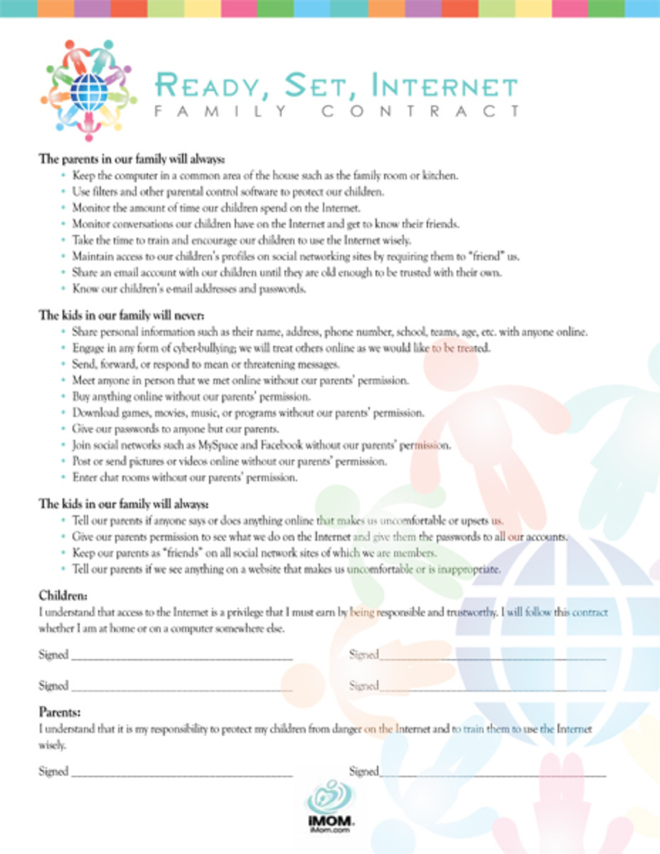 online-family-contract