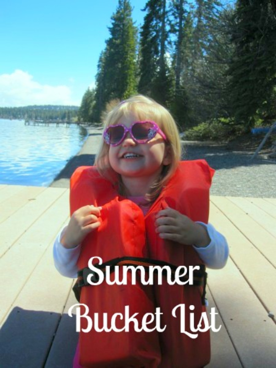 Summer and safety go hand in hand...