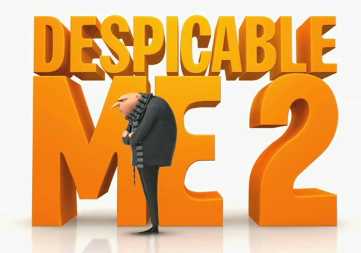 Trailer for Despicable Me 2