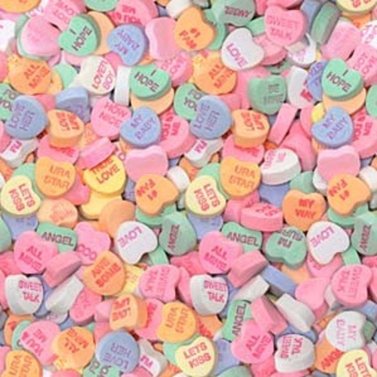 Conversation Heart Poetry - TodaysMama.com