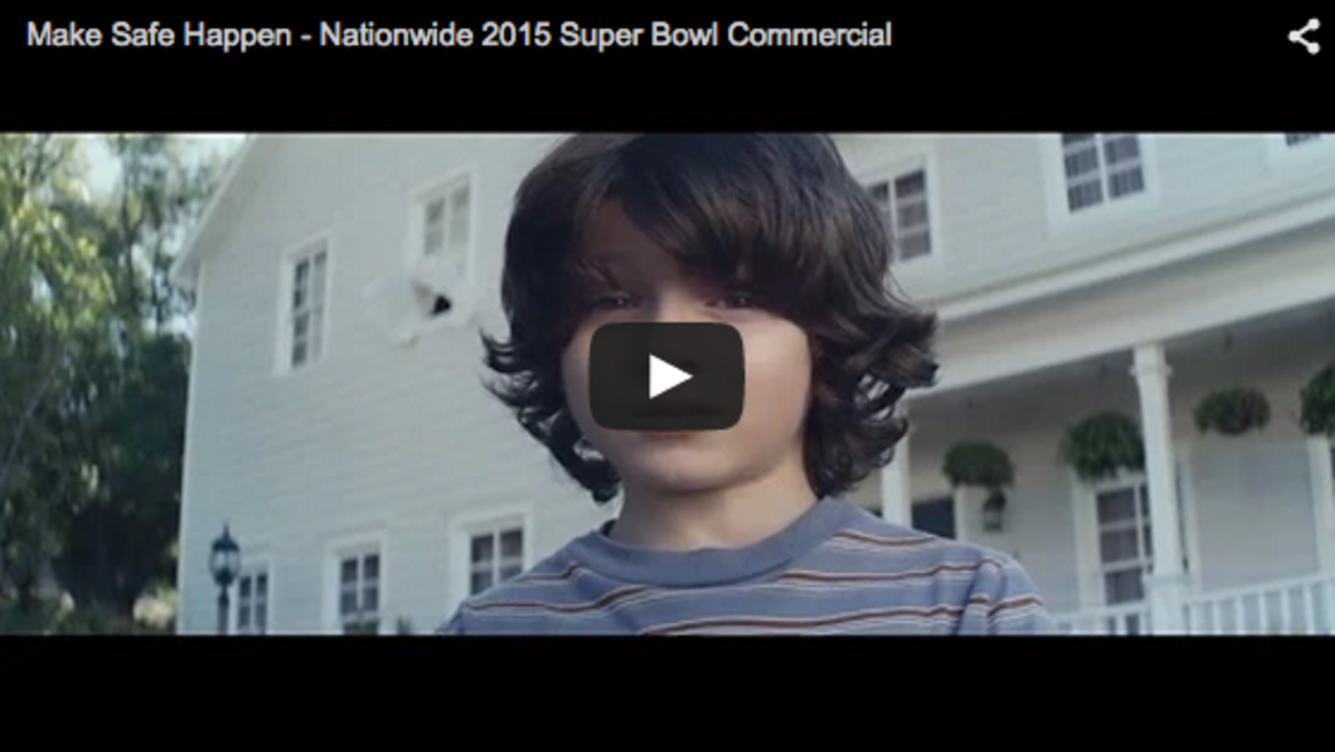 Nationwide Super Bowl Ad