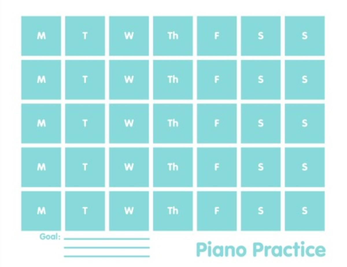 piano practice chart printable thumb