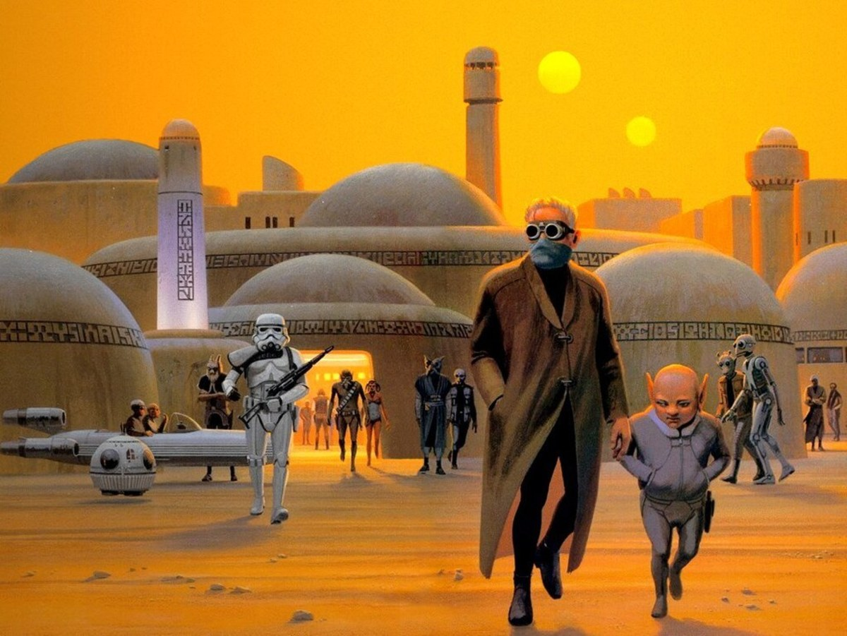 Star Wars Original Concept Art